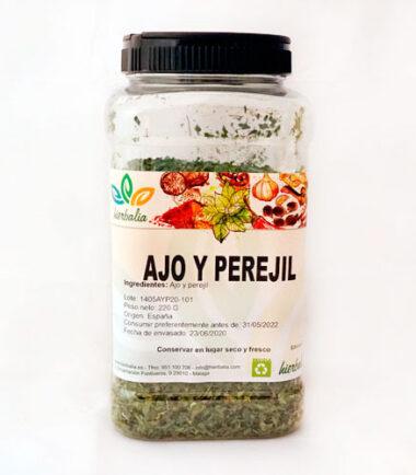 comprar mezcla ajo y perejil