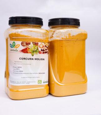 Comprar-curcuma-molida-Hierbalia