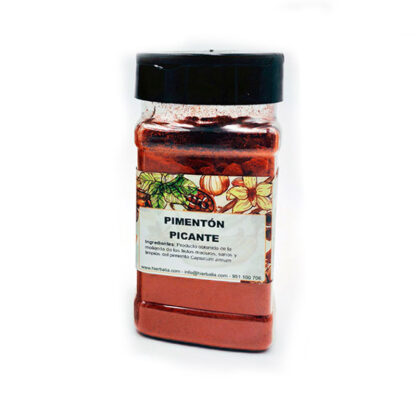 Pimenton picante Hierbalia