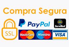 Pago Seguro en Hierbalia.com