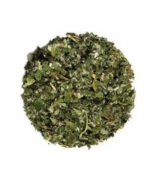 frambuesa hojas hierbalia