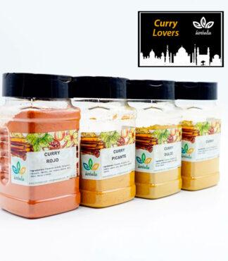 Amantes del curry