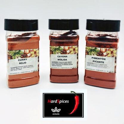 pack Especias picantes