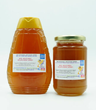 miel milflores
